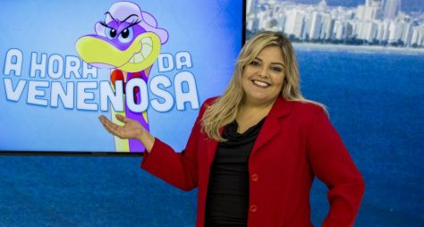 Quadro de fofoca da Record TV supera audiência do Programa da Maisa