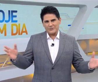 Com retorno de Cesar Filho, programa Hoje em Dia é vice-líder isolado no Rio