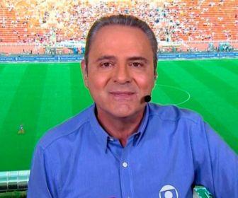 Final da Libertadores terá narração de Luis Roberto na Globo