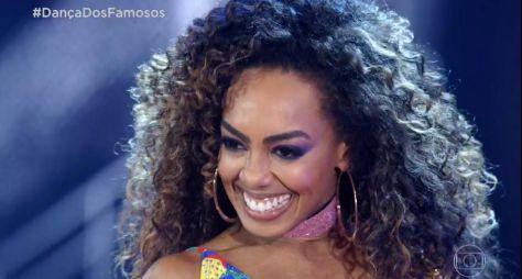 """Dandada Mariana se prepara para """"Salve-se Quem Puder"""""""
