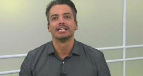 Após advertência, Léo Dias pede demissão do SBT