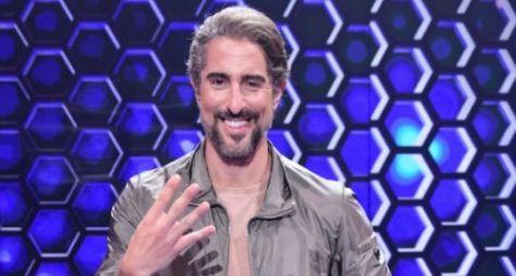 """""""Deixa eu na Fazendola que eu to feliz!"""", diz Marcos Mion"""