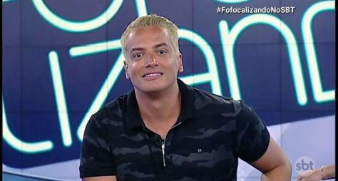 Após saída de Léo Dias, SBT terá que regravar especiais do Fofocalizando