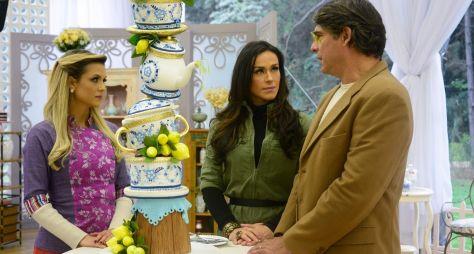 'Bake Off Brasil' exige muito equilíbrio em doces desafiadores neste sábado