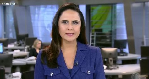 "Carla Cecato segue afastada e Record TV adia novo ""Fala Brasil"" aos sábados"