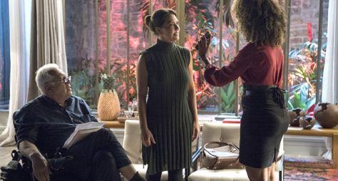 Bom Sucesso: Gisele revela para Nana que era amante de Diogo