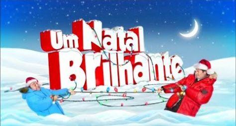 """Com """"Um Natal Brilhante"""", SBT conquista o primeiro lugar isolado"""