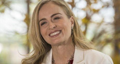 Globo aguarda posição de Luciano Huck para lançar programa de Angélica