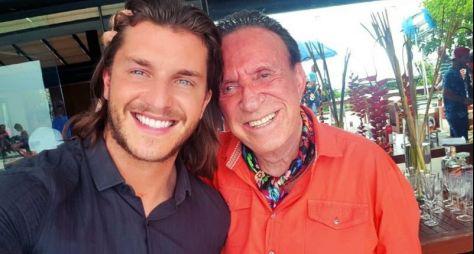 "Moacyr Franco participará da segunda temporada de ""Segunda Chamada"""