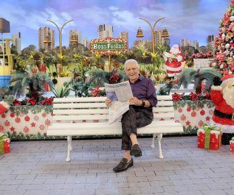 """""""A Praça é Nossa"""" inaugura cenário de Natal nesta quinta-feira (05)"""