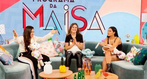 Simone e Simaria são as convidadas do Programa da Maisa neste sábado (07)