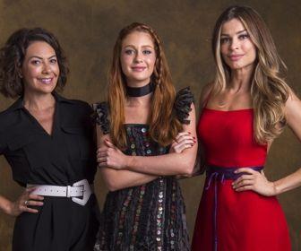 Bom Sucesso: O desfile da coleção de Paloma e Nana