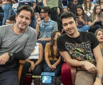 """Cláudia Raia, Murilo Benício e Alcione no """"Altas Horas"""" deste sábado"""