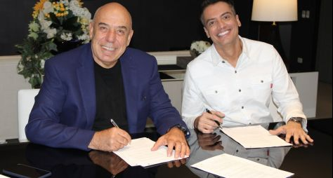 Comunicado Oficial: Leo Dias é contratado pela RedeTV!