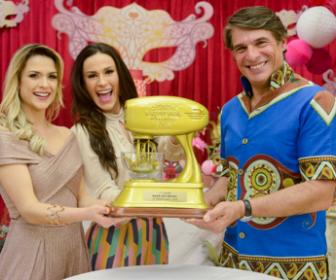 """Grande final da 5ª temporada do """"Bake Off Brasil"""" acontece neste sábado (14)"""