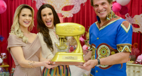 "Grande final da 5ª temporada do ""Bake Off Brasil"" acontece neste sábado (14)"
