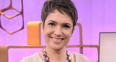 Sandra Annenberg nega rumores de sua saída da TV Globo