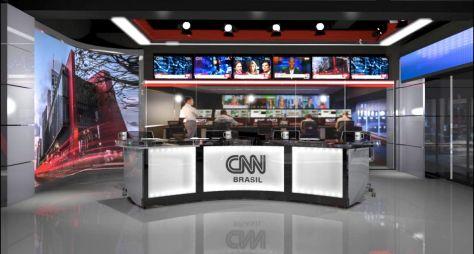 CNN Brasil revela os projetos dos primeiros cenários