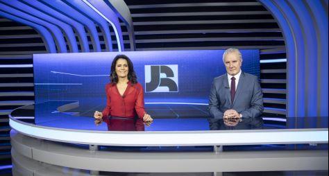 Em novo horário, Jornal da Record mais que dobra a audiência em Salvador