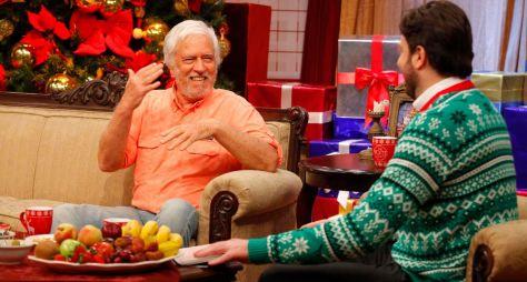 The Noite estreia cenário de Natal e recebe Nuno Leal Maia nesta quarta-feira
