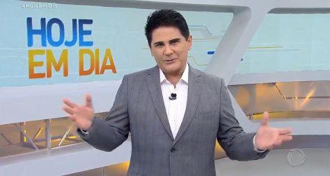Cesar Filho renova contrato com a Record TV