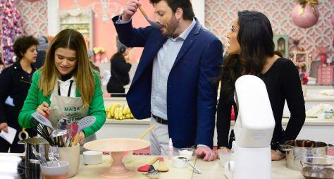 """""""Bake Off Brasil - Especial de Natal"""" vai ao ar neste sábado com estrelas do SBT"""