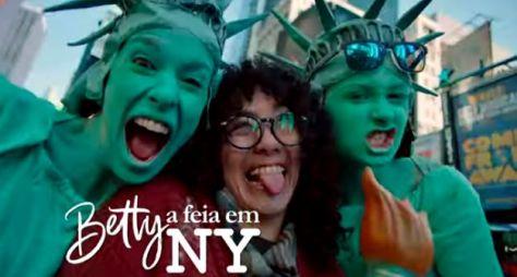"""SBT exibirá a novela """"Betty A Feia em Nova York"""", da Telemundo"""