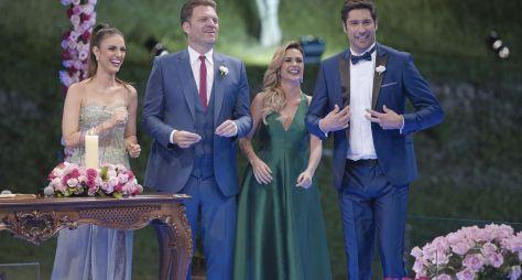 """Fábrica de Casamentos"" reexibe cerimônia do ator Victor Pecoraro"