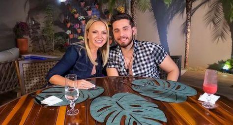 Melhores momentos: Eliana visita a casa de Gustavo Mioto neste domingo