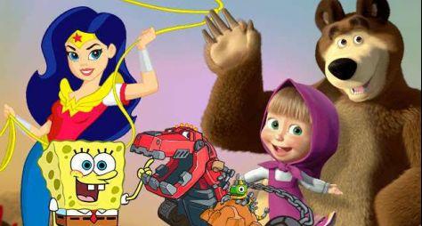 Bom Dia & Cia estreia novo pacote de desenhos animados