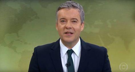 Roberto Kovalick é escalado para rodízio do Jornal Nacional