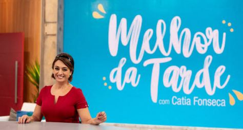 """Band assegura nova temporada do """"Melhor da Tarde"""", com Cátia Fonseca"""