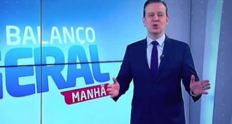 "Celso Zucatelli fará entradas ao vivo no ""Fala Brasil"""
