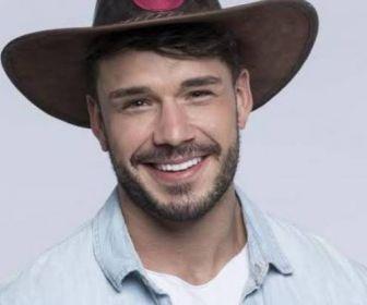 Lucas Viana negocia participação em novela da Record TV