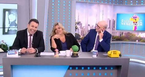 Record TV, SBT e Globo em disputa acirrada na faixa das 14h