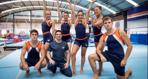 Salve-se Quem Puder: Os atletas da ginástica artística