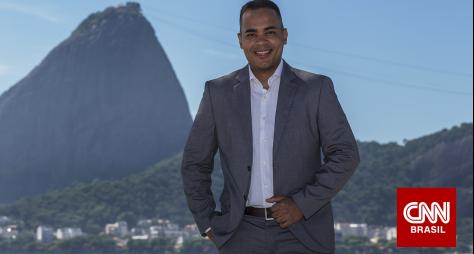 CNN Brasil anuncia a contratação de Diego Sarza