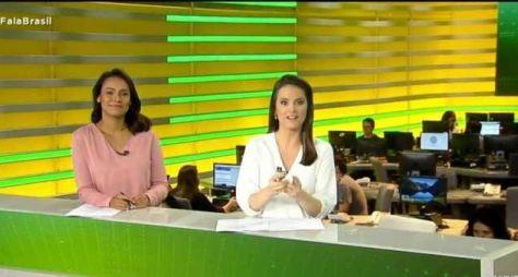 """Record TV pode tirar bancada do """"Fala Brasil"""" e deixar apenas uma apresentadora"""