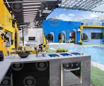 As primeiras imagens internas da sede do Big Brother Brasil 20
