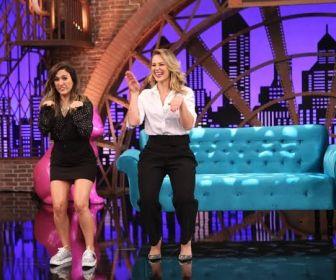 Lady Night estreia segunda temporada na Globo com Paolla Oliveira