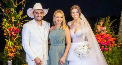 Melhores Momentos: Eliana mostra a casa e o casamento de Mano Walter