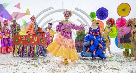 Carnaval Globeleza: confira a vinheta estrelada por Erika Moura