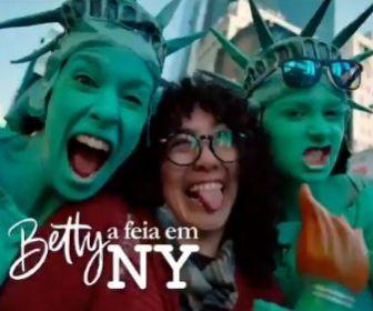 """Dia 27 estreia """"Betty A Feia em NY"""" nas novelas da tarde do SBT"""