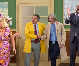 Globo pode alterar o elenco da Escolinha do Professor Raimundo