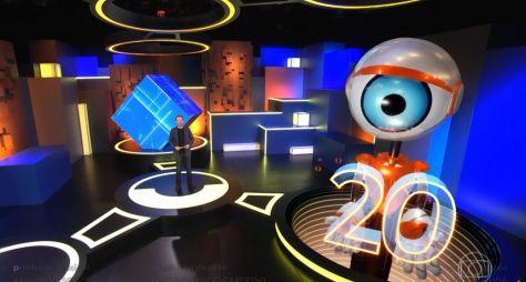 TV Globo ganha telespectadores com a estreia da vigésima temporada do BBB
