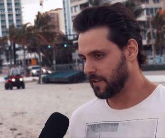 """Apos estrelar """"Topíssima"""", Felipe Cunha teve seu contrato renovado pela Record"""