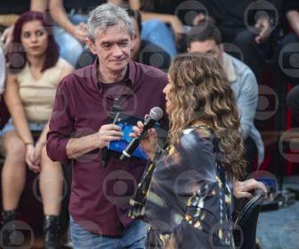 """Daniela Mercury celebra o aniversário de São Paulo no """"Altas Horas"""""""