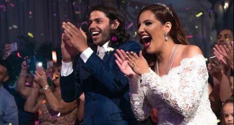 Melhores Momentos: Fábrica de Casamentos traz festa 'celestial' e noiva voando