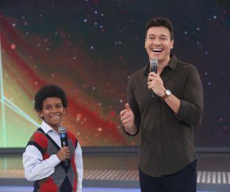 "Rodrigo Faro promove ""remake"" de episódio de ""Todo Mundo Odeia o Chris"""