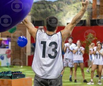 É noite de festa no Big Brother Brasil 20!